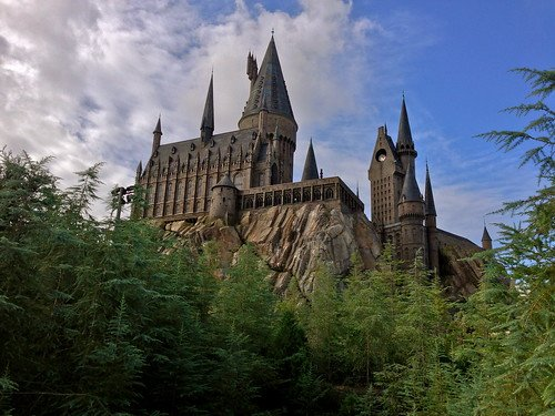 Hogwarts Castle, Wizarding World of Harry Potter, Islands of Adventure