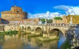 Rome is probably one of the most beautiful cities in the world.
