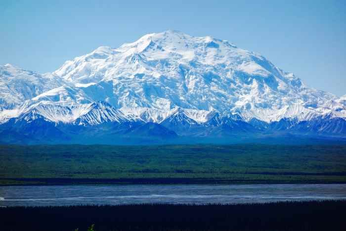 The Denali National Park is a must-see