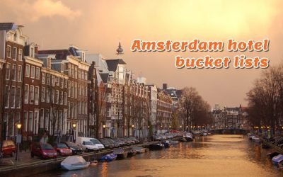 Jump on your city bike or hop on a canal boat and admire Amsterdam, the Venice of the North! The beautiful city houses, romantic bridges, iconic canals and street cafés create its unique atmosphere and give you an ultimate taste of its fascinating past.