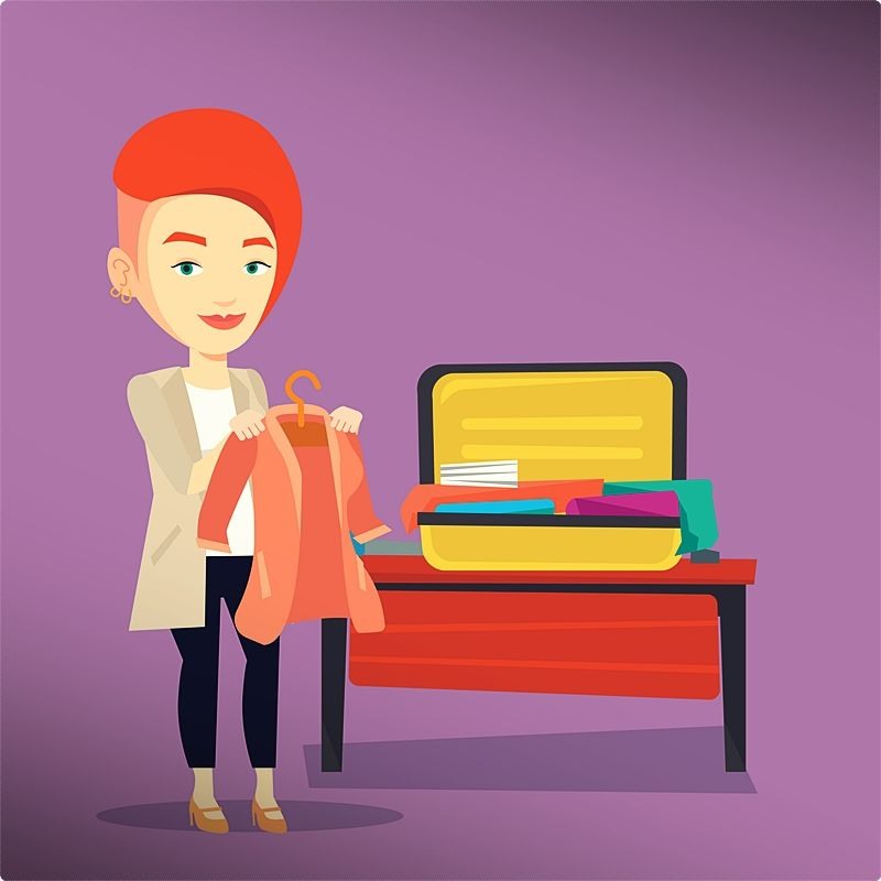 Travel packing tips for women. The most important aspect of vacations is packing.