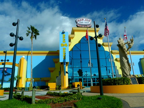 Ron Jon Surf Shop. The Space Coast is also where you'll find world famous Ron Jon Surf Shop, in Cocoa Beach.