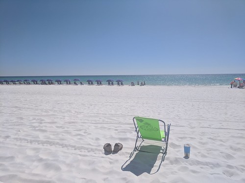 Fort Walton Beach, located in the Florida Panhandle, has miles of gorgeous sand perfect for walking along hand in hand with that special someone.