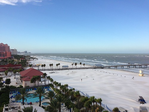 Clearwater has been voted one of Florida's best beaches year after year in several surveys.