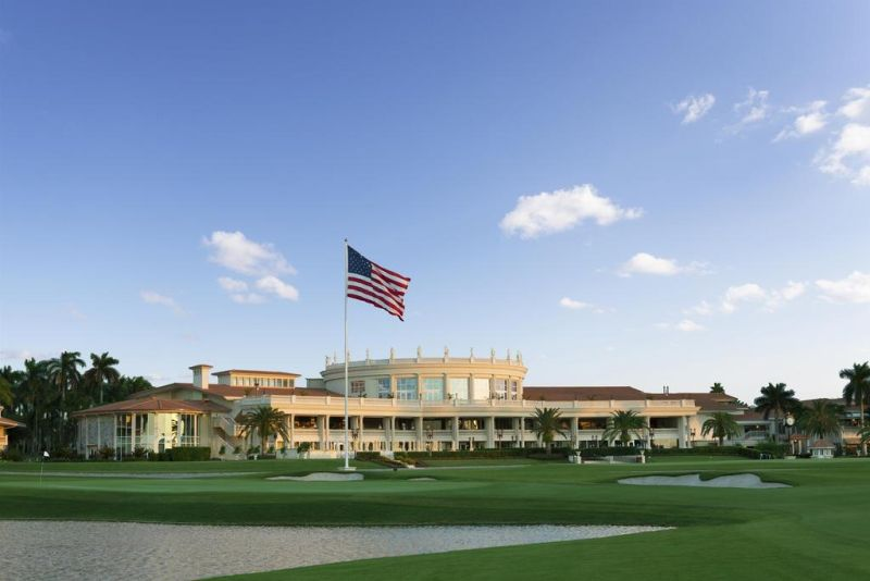 Trump National Doral. This Miami, Florida resort features an outdoor pool, 4 on-site golf courses, and 3 restaurants.