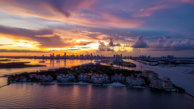 Miami Beach. There are many discount travel sites that can help you save even more money, especially if you can combine you hotel stay, flight, as rental car together in one package.