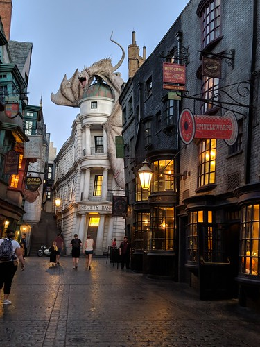 Universal Orlando. If you are planning to go to a theme park such as Disney World and Universal Orlando,
