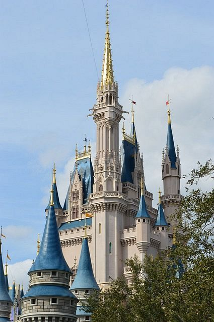"""Located in Osceola County, Florida, the World Disney World Resort features four main theme parks, including the """"Magic Kingdom,"""" the """"EPCOT,"""" """"Disney's Hollywood Studios,"""" and """"Disney's Animal Kingdom."""""""