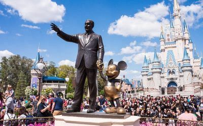 Florida is home to some of the world's most famous travel destinations and landmarks, such as Walt Disney World, Sea World, Universal Studios.