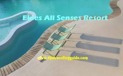 Ekies All Senses Resort, Greece, with its contemporary eco-philosophy invites you to a unique setting of peace and relaxation. #beach