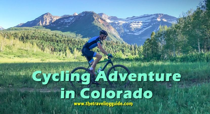 Cycling Adventure in Colorado. If you live in Colorado or when you visit any part of the state, you can enjoy a cycling trip at its different routes.