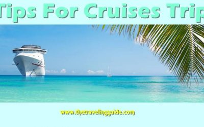 Tips For Cruises Trip. Start your holiday the easy way by taking a cruise #cruises