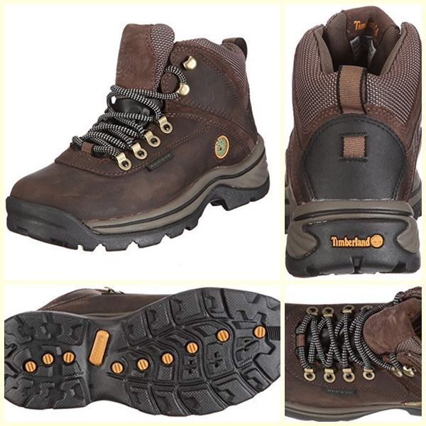 Hiking Boots For Women. Timberland Women's White Ledge Hiking Boot