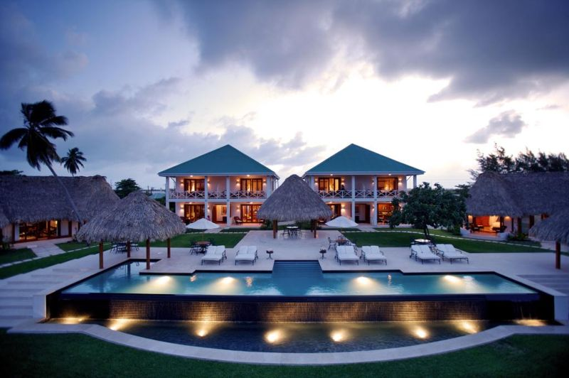 Victoria House offers accommodations in San Pedro, Belize