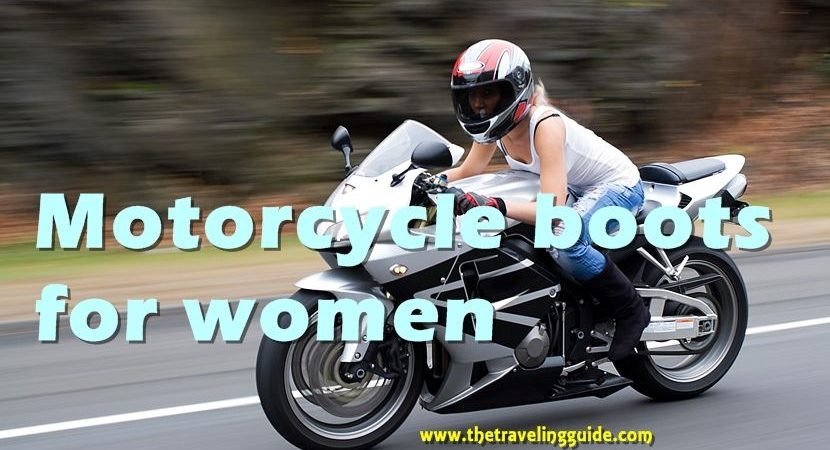 Womens Motorcycle Riding Boots. Motorcycle boots for women