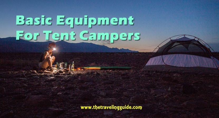 Being organized is one of the characteristics that you should possess if you love to go camping.