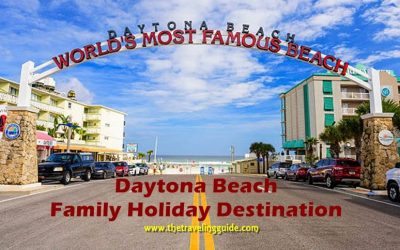 Daytona Beach is one of the most prominent cities of Florida with a range of exciting beaches.