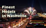 Music Row in Nashville is among the top destinations for tourists in the United States. It is home to some of the finest hotels where excellent accommodation is guaranteed.