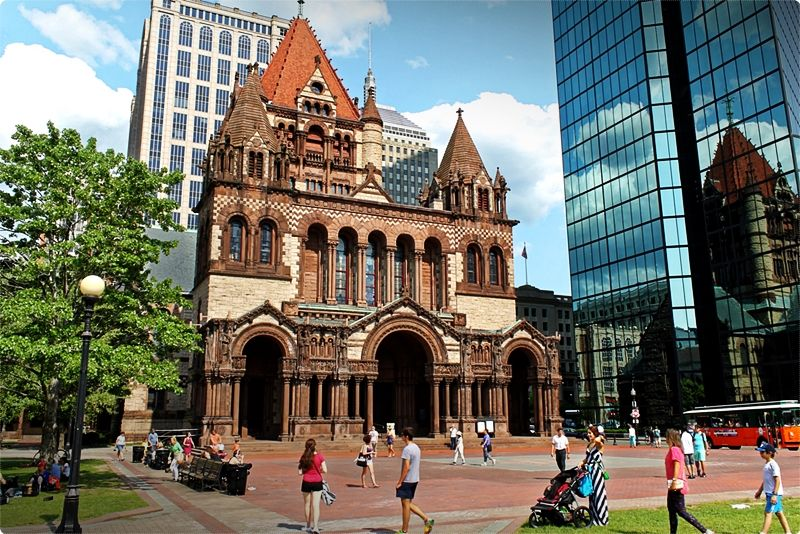 Best Places To Stay In Boston. Looking to stay close to the financial district in downtown Boston?