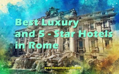 Luxury hotels Rome. There are also lots of prestige and luxurious hotels and accommodation for tourists and vacationers all around the world.