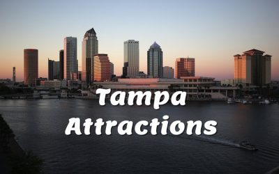 Tampa Attractions. If you're visiting Tampa and have had your fill of the ubiquitous theme parks, chain restaurants, and tourist traps, you may be interested in exploring some of the vicinity's quirkier landmarks, natural oddities, and distinctive eateries.