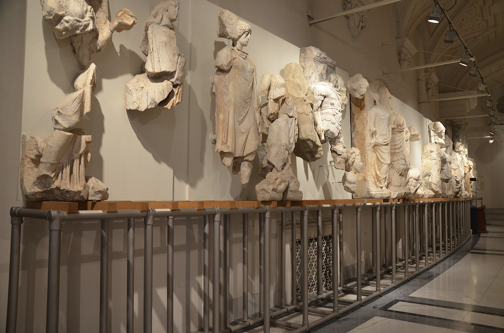 Ephesos Museum Vienna. Ephesus Museum focuses on ancient cultures from around the world including Egypt, Turkey, and the Aztec.
