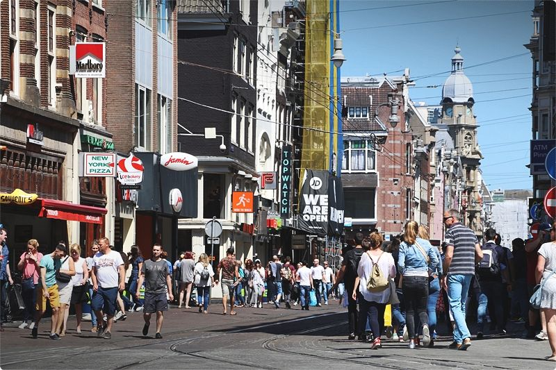 Amsterdam boasts several shopping areas each with its own charms and specialties.